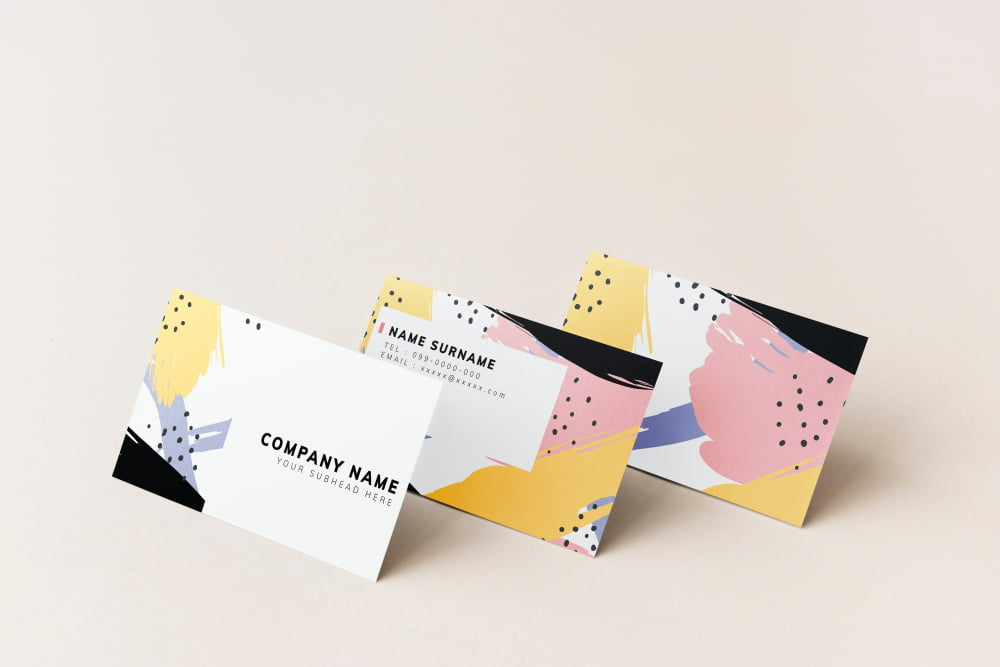 How to Make a Memorable Business Card